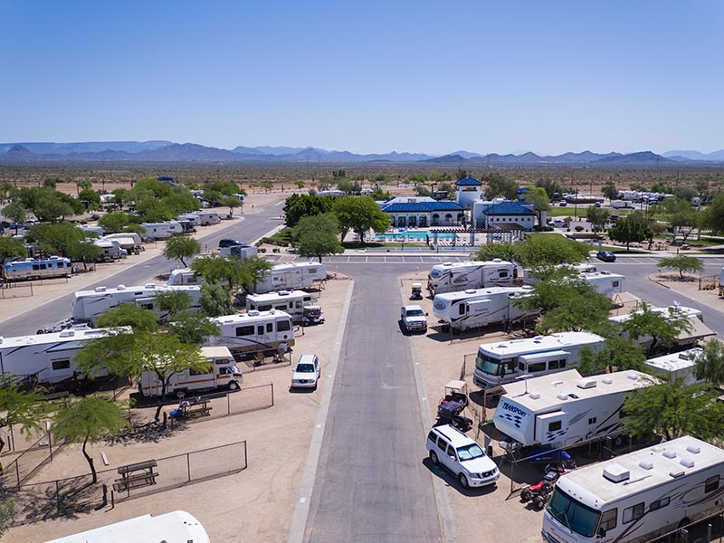 How do I determine the fair price of an RV