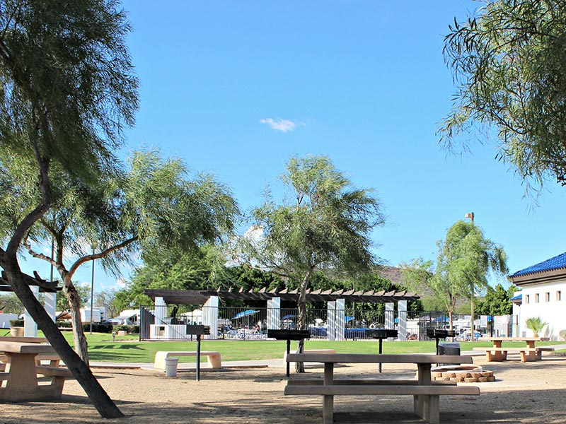 RV Resort - Pleasant Harbor