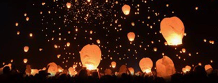 Lanterns At The Lake Pleasant Harbor